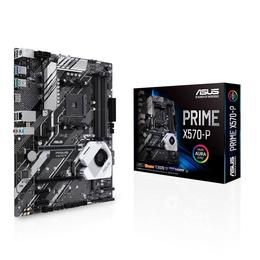 Asus Prime X570-P, USB2/3/C, DDR4, Soc AM4