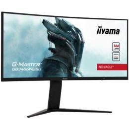"""34"""" iiyama G-Master GB3466WQSU-B1 VA HDMI/DP/USB"""