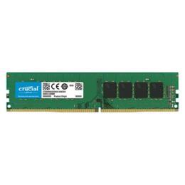Crucial 4GB DDR4-2400 CL17 CT4G4DFS824A