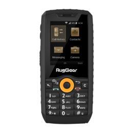 Ruggear RG150 3G 512MB Dual-sim zwart
