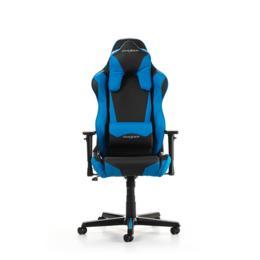 DXRacer Racing Shield R1-NB gamestoel zwart/blauw