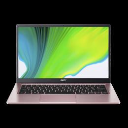 """Acer SF114-34-C9N9 pink 14""""/N4500/4GB/128eMMC/UHD/W10s"""