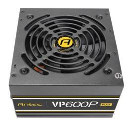 Antec VP600P Plus EC 600Watt 80+ voeding