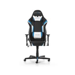 DXRacer Racing R288-NBW gamestoel zwart/blauw