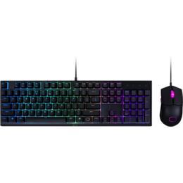 Cooler Master MS110 RGB gaming toetsenbord en muis
