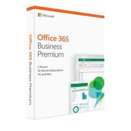 Office 365 Business Premium 1 gebruiker 1 jaar