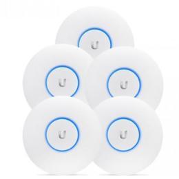Ubiquiti UniFi AP-AC Lite access point 5 pack