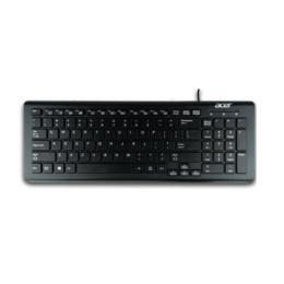 Acer USB toetsenbord zwart AZERTY BE
