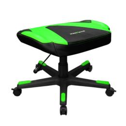 DXRacer Footrest F0-NE voetensteun zwart/groen