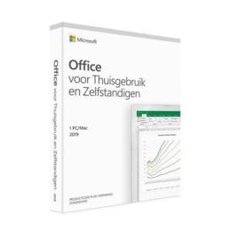 Office 2019 Thuisgebruik & Zelfstandigen NL PC/MAC 1U Key P6