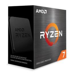 AMD Ryzen 7 5800X (4,7GHz) 36MB 105W AM4  (zonder koeler)