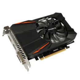 Gigabyte GeForce GTX 1050 Ti D5 4G PCI-E