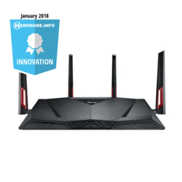 Asus RT-AC88U Wireless AC3100 Gbit dual-band gaming router