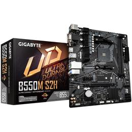 Gigabyte B550M S2H DDR4, M.2, HDMI, Soc AM4