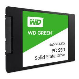 """WD Green 240GB SSD 2,5"""" WDS240G2G0A"""