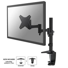 "Newstar FPMA-D1330BLACK monitor bureausteun klem tot 30"""
