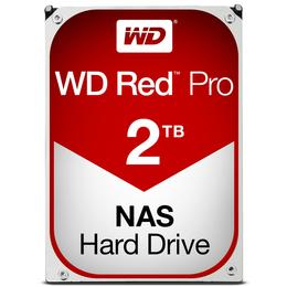 WD Red Pro 2TB NAS harde schijf WD2002FFSX