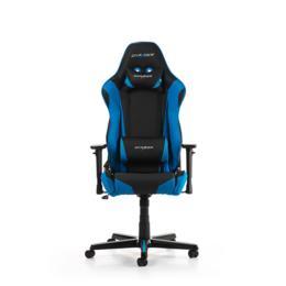 DXRacer Racing R0-NB gamestoel zwart/blauw