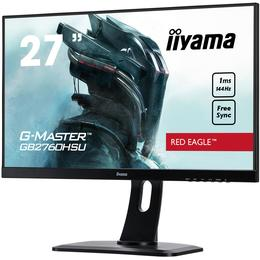 "27"" iiyama G-Master GB2760HSU-B1 1ms HDMI/DP Spks"