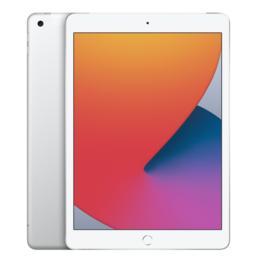 Apple iPad 10,2 (2020) wifi + cellular 32GB zilver