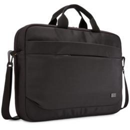 "Case Logic Advantage 15,6"" attache laptoptas zwart"