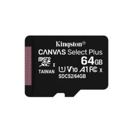 Kingston Canvas Select Plus 64GB microSDXC SDCS2/64GB