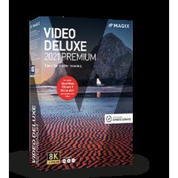 Magix Video Deluxe Premium 2021