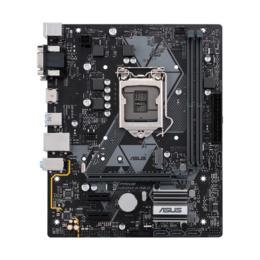 Asus Prime H310M-A R2.0, VGA, DDR4, USB 3.1, PCI-E, S1151v2