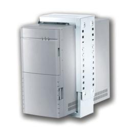 Newstar CPU-D100WHITE Universele PC/Thin client bureausteun