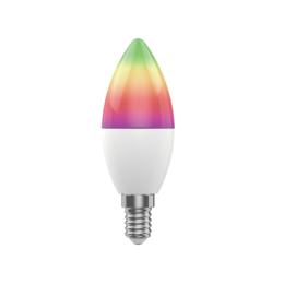 Woox R9075 Slimme E14 LED lamp WiFi RGB