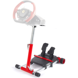 Wheel Stand Pro V2 voor Thrustmaster 458/T80/T100/RGT rood