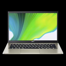 """Acer SF114-34-P6EE goud 14""""/N6000/8GB/128SSD/UHD/W10s"""