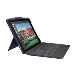 "Logitech Slim Combo Classic iPad Pro & Air 10,5"" Blauw"