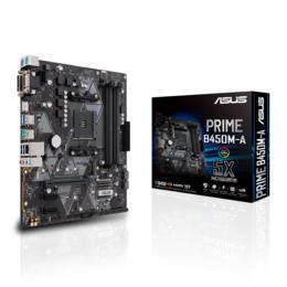 Asus Prime B450M-A Prime, VGA, D-DDR4, Soc AM4