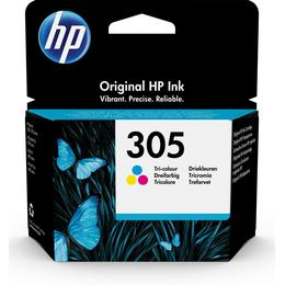 HP 305 3-kleuren inktcartridge