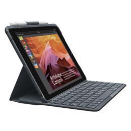 """Logitech Slim Folio 9,7"""" iPad 2017 & 2018 met toetsenbord"""