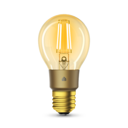 TP-Link KL60 Smart WiFi LED filament lamp E27 warm amber