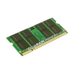 Kingston Toshiba 1GB DDR2-667 Sodimm KTT667D2/1G