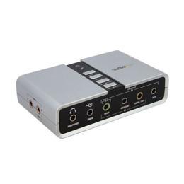 StarTech USB 7.1 Audio adapter SPDIF digitale audio