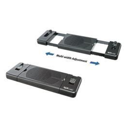 "NewStar NSLC200 laptop koeler tot 22"" zwart"