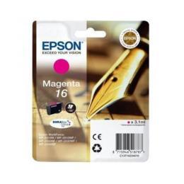 Epson 16 DURABrite Ultra magenta inktcartridge