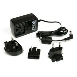 StarTech AC Stroomadapter 12V 1.5A EU/US/UK plug