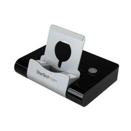 StarTech 3-poorts USB 3.0 Hub met oplaadpoort/tablet houder