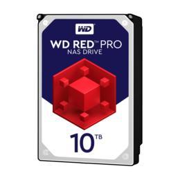 WD Red Pro 10TB NAS harde schijf WD101KFBX