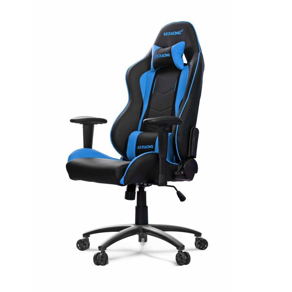 AK Racing Nitro gaming zwart-blauw