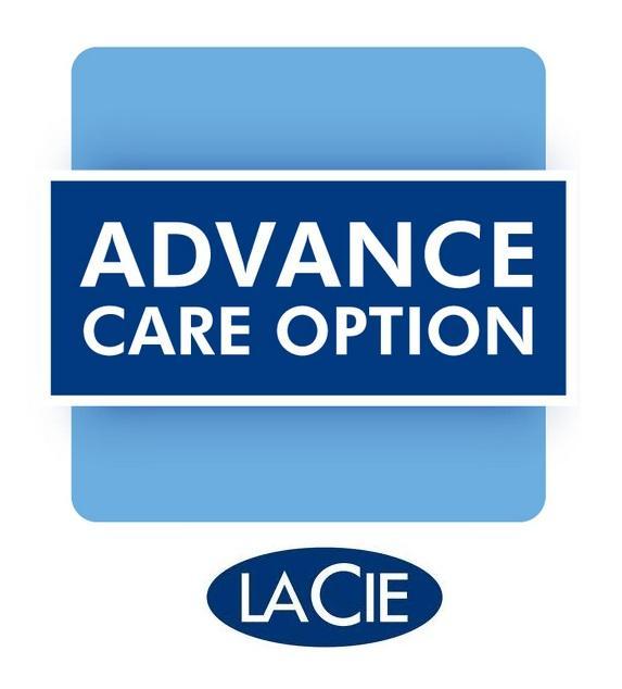 LaCie Advanced Care Option - Level 1