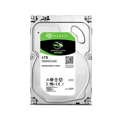 Seagate Barracuda 4TB Laptop Interne Harde Schijf
