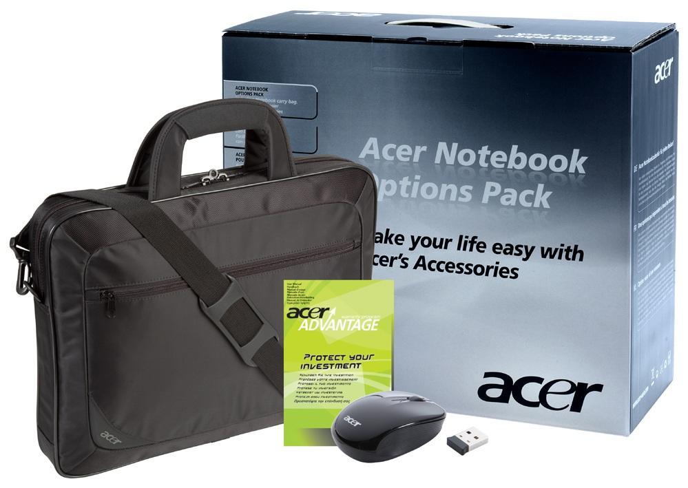 Acer Gold Traveler Bundle