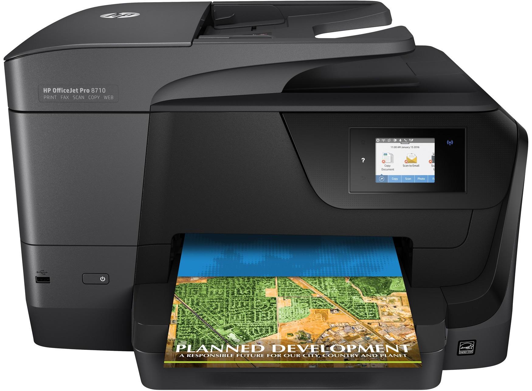 HP OfficeJet Pro Pro 8710 AiO