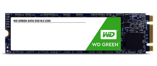 WD Green 120GB M.2 3D Nand
